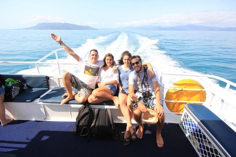 cairns osprey reef
