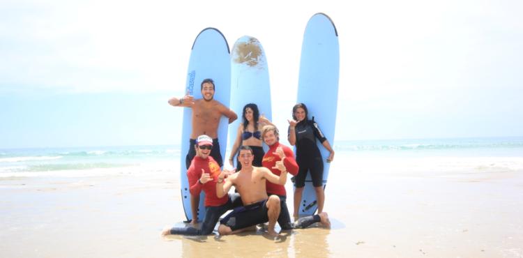 mojo surf camp spot x