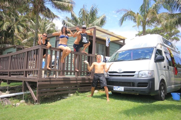 road trip mojo surf camp