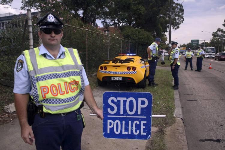 police australie