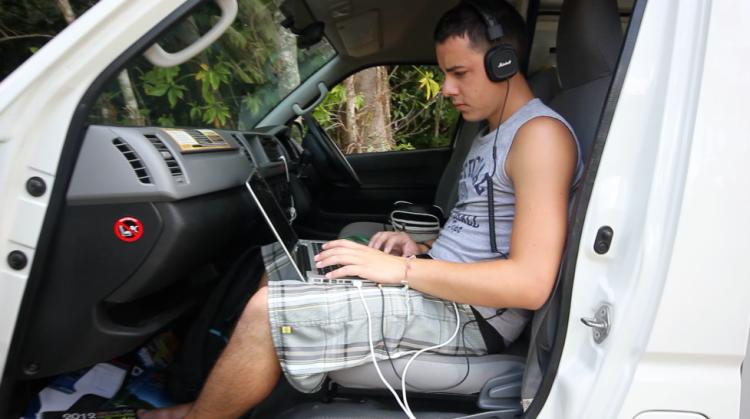 internet road trip