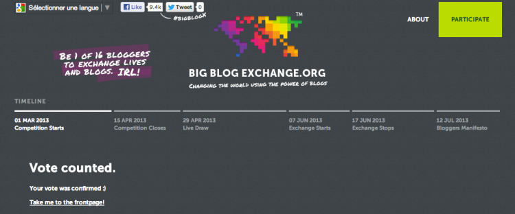 big blog exchange