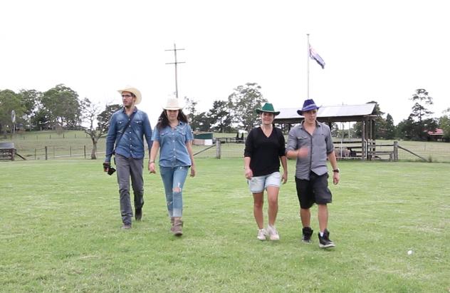cowboy blog australie