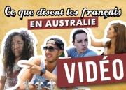 ce que disent les français en australie