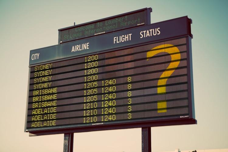 BOARD AIRPORT
